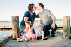 White Rock Lake Family photoshoot by Holly Grace Photography