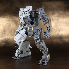 Iron Gigas | by LEGO DOU Moko