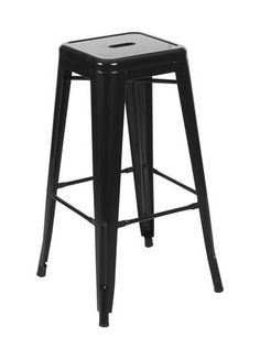 Buy Replica Tolix Stool 66cm Black Online at Factory Direct Prices w/FAST, Insured, Australia-Wide Shipping. Visit our Website or Phone 08-9477-3441