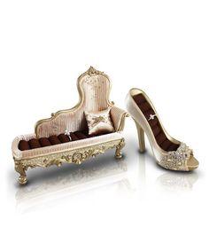Another great find on #zulily! Gold Dazzling Gems Lounge Chair Jewelry Holder Set #zulilyfinds