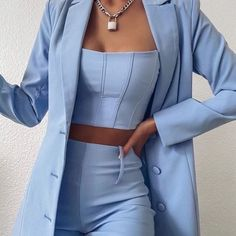 Glamouröse Outfits, Teen Fashion Outfits, Cute Casual Outfits, Stylish Outfits, Classy Outfits For Teens, Co Ords Outfits, Formal Outfits, Travel Outfits, Night Outfits