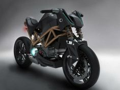 The Ducati Spirit  Other than its stunning look, we don't know much about the Ducati Sprite concept bike from designers Lorenzo Andre and Simone Campestre yet. All we know is that, on paper, it possesses a suspension system suitable for long journeys, trips around town, or the race course.