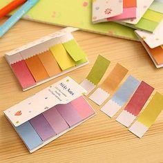 Côtés gradient de couleur