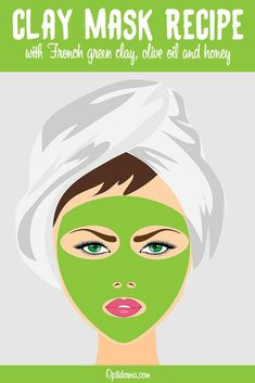 How to Use French Green Clay? (Internal & External Use) Skincare For Oily Skin, French Skincare, Green Clay, Face Cleanser, Anti Aging Skin Care, Good Skin, Skin Care Tips, Healthy Skin, Beauty Tips