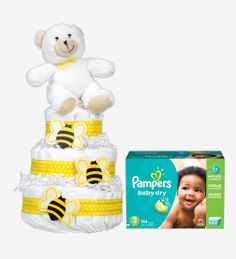 Diapers aren't just for baby bottoms, they're for baby showers! Re-Pin your favorite diaper cake for the chance to win a $100 Dollar General Gift Card.