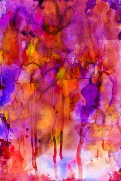 Mercurial Art Print by Amy Sia