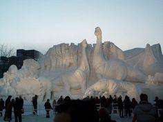 Sapporro #snow festival