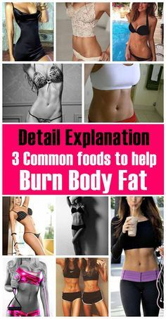 Detail explanation about 3 Common Foods to Help Burn Body Fat - Simple Ways to Lose Weight #abs #workout #plan #fitness #diet #inspiration