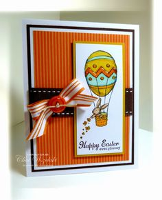 """""""Everybunny,"""" Stampin Up"""