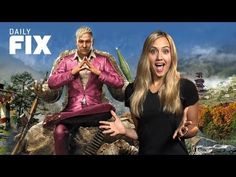 Exclusive Far Cry 4 Weapon Reveal & Huge Prizes - IGN Daily Fix