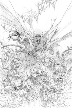Greg_Capullo_Spawn_126_Pencils
