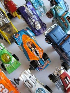HotWheels Cars Drawer Knobs by DaRosa on Etsy, $7.00