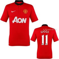Giggs Jersey Manchester United 2013 2014