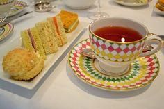Afternoon tea at the Berkeley, London #food