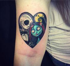 Amazing Sally Nightmare Before Christmas Tattoo Ideas Couple Tattoos, Leg Tattoos, Body Art Tattoos, Small Tattoos, Sleeve Tattoos, Arrow Tattoos, Temporary Tattoos, Nightmare Before Christmas Quotes, Jack Tattoo