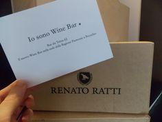 Tra i #migliori #produttori di #vino, Renato Ratti. Da Io sono Wine Bar, c'è! Venite a provarlo in Rue du Trone 62 a #Bruxelles