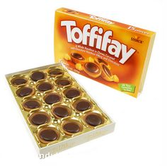 Toffifay - one of my all time favorite candy