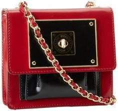 Love Moschino Good Lock JC4044PP0WLM150A Shoulder Bag,Red/Black,One Size LOVE Moschino,http://www.amazon.com/dp/B008KLOEJY/ref=cm_sw_r_pi_dp_ngYsrb1DNZ5DPEHB