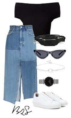 """""""#867"""" by blendingtwostyles ❤ liked on Polyvore featuring Calvin Klein Collection, Ksubi, Alexander Wang, Topshop, Noir Jewelry and Eytys"""