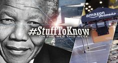 Mandela mourned, NSA knows where you are and Amazon's drones: #StuffToKnow this week Madiba passes and leaves behind a better world than he came in to, but the NSA is tracking your every move, and I do mean you. Amazon meanwhile wants to deliver your books via drones and Yahoo! is climbing back up. The most important investor in America wants Apple to buy its own stock. Oh and by the way, in case you were wondering, you can track Santa to his village in the North pole.