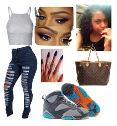 """""""Do you wanna come to the park Quanna _Ma'Riah@yana2pretty"""" by babysteelr2014 ❤ liked on Polyvore"""