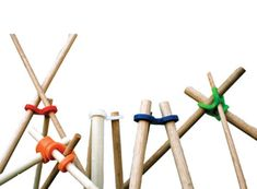 Stick-lets — ACCESSORIES -- Better Living Through Design