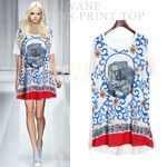 Today's Hot Pick :Athens Printed Top http://fashionstylep.com/SFSELFAA0005253/dalphinsen1/out High quality Korean fashion direct from our design studio in South Korea! We offer competitive pricing and guaranteed quality products. If you have any questions about sizing feel free to contact us any time and we can provide detailed measurements.