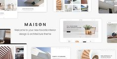 Maison - A Modern Theme for Architects and Interior Designers - Portfolio Creative Download here: https://themeforest.net/item/maison-a-modern-theme-for-architects-and-interior-designers/19858040?https://themeforest.net/item/magelement-fresh-modern-wordpress-theme/19806785?ref=classicdesignp