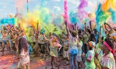 Groupon - $ 25 for Registration for 1 to The Colorful 5K – Graffiti Run on Saturday, March 15 (Up to $50 Value) in Sam Houston Race Park. Groupon deal price: $25