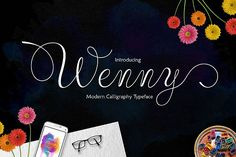 Wenny Script from FontBundles.net