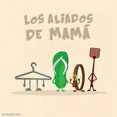 Aliados de mamá