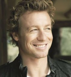Simon Baker - The sexiest man on television 2009 ❤ : TV Guide Magazine ☆ TV Guide's sexiest stars 2009 ☆ Cliff Watts ♡