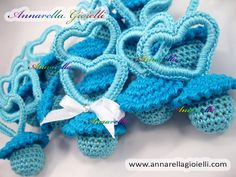 Tutorial Amigurumi Annarellagioielli : How to make a christmas ball free tutorial palla di