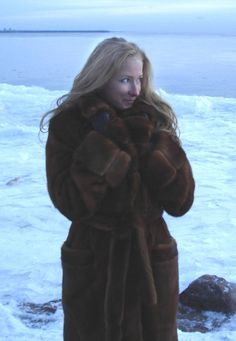 Mink Fur Coat