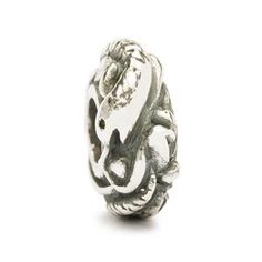 The dragons are colourful people. Their confidence is high and they thrive in the forefront. They are effective, accountable, honest, courageous and imaginative. They have feisty temperament and can be stubborn. Usually dragons are healthy and very energetic. - Trollbeads