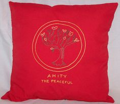 Divergent Inspired CUSTOM Amity The Peaceful by ColoradoComfort