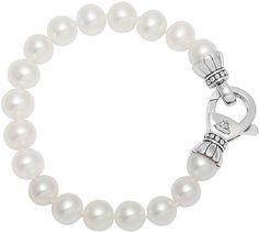 LAGOS Luna Single-Strand Pearl Bracelet - $375.00