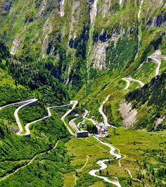 Furka Pass, Switzerland, Europe | 14 Iconic Roads Around The World You Ought To Drive At Least Once In Your Life