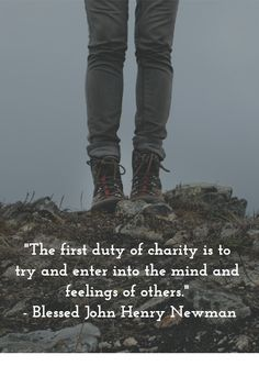 Quote by Blessed John Henry Cardinal Newman, who knew what it was to be ostracized and abandoned. This happened to him when he converted to the Catholic faith. Favorite Quotes, Best Quotes, Life Quotes, Success Quotes, Charity Quotes, Leadership, Churchill Quotes, Winston Churchill, Motivational Quotes