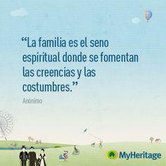 #familia #Genalogía #costumbres