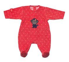Pyjama 1-delig, girls In maat 68 - PERICLES | ref. U-195071 | Paradisio
