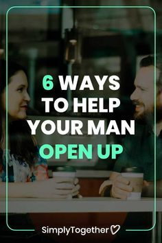 Your partner may be closed off and distant at times. But there are practical ways in a relationship, that you can apply that will help your partner open up. New Relationships, Relationship Problems, Relationship Memes, Healthy Relationship Tips, Relationship Challenge, Dating Quotes, Dating Advice, Dating Questions, Your Man