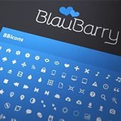 Mini Icon Glyphs for Websites and Mobile Apps