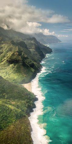 Waimea Canyon, Kauai, Hawai, USA
