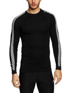 Helly Hansen HH Warm Ice Crew - Ropa interior para hombre, color negro, talla L #camiseta #realidadaumentada #ideas #regalo