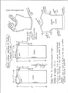 Easy blouse pattern