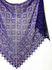 Ravelry: Nadira Shawl pattern by Dee O'Keefe