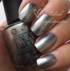 OPI Haven't the foggiest (San Francisco collection)