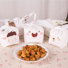 20pcs/lot Cute Rabbit Ear Animal print Cookie Bags Kitchen Food Baking Dessert Packaging Christmas Birthday Party Gift Bag CF68 #>=#>=#>=#>=#> Click on the pin to check out discount price, color, size, shipping, etc. Save and like it!