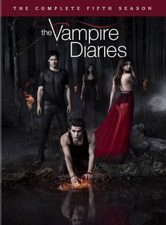 The Vampire Diaries: The Complete Fifth Season (5 Discs) (Widescreen)